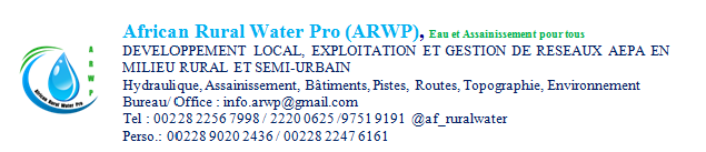 ARWP (African Rural Water Pro)